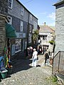 A narrow street in Padstow - geograph.org.uk - 462890.jpg