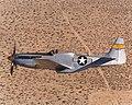 A restored NACA P-51 Mustang in flight DVIDS698251.jpg
