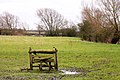 A stile in a field at Ickford - geograph.org.uk - 1727880.jpg