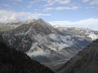 Zoji La - View from Zoji La