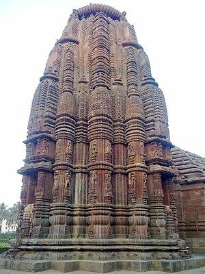 Sekhari (architecture) - Rajarani Temple, Bhubaneswar