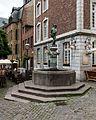 Aachen, Brunnen -Hühnerdieb- -- 2016 -- 2816.jpg