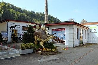 Seegräben - Aathal Dinosaur Museum