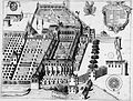 Abbaye Saint-Paul de Cormery dans Monasticon Gallicanum.jpg