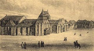 Abbey of Notre Dame aux Nonnains