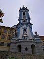 Abbey Church of Dürnstein - Flickr - GregTheBusker.jpg