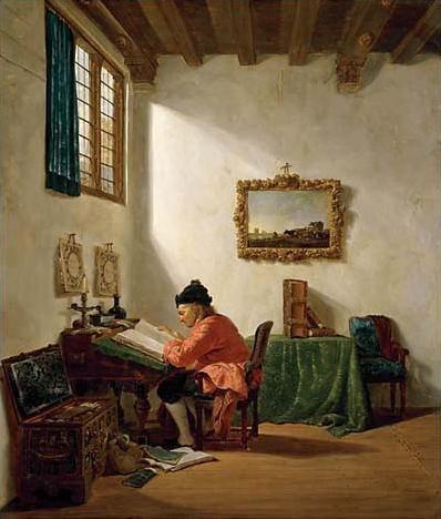 Abraham van Strij Merchant
