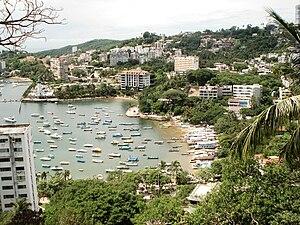 Acapulco - PlayaManzanillo