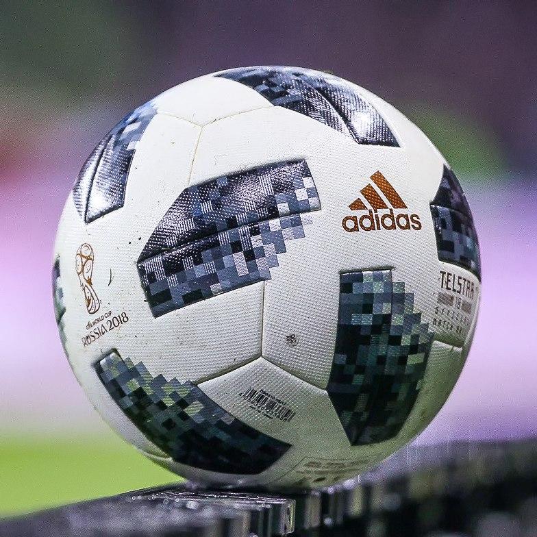 Adidas Telstar 18 in Russia vs. Argentina