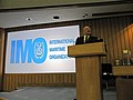 Admiral Allen addressing the 26th Assembly of the IMO (4127644703).jpg