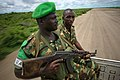 Advance contingent of AMISOM troops deployed in Baidoa 01 (7213734318).jpg