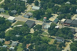 Aerial photo of Hope (2013)