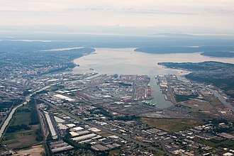 Port of Tacoma - Port of Tacoma