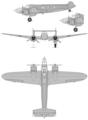 Aero A.300 3views.png