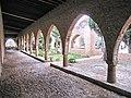 Agia Napa Monastery arcade.jpg