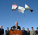 Ahmed Al-Samarrai President of the National Olympic Committee of Iraq.jpg