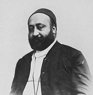 Ahmed Vefik Pasha - Image: Ahmed Vefik Paşa