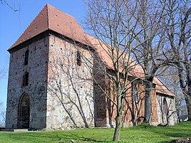 Dorfkirche Ahrenshagen