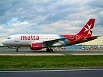 Air Malta, Airbus A319-112, 9H-AEM (14192174862).jpg