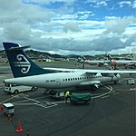 Air NZ ATR 72 ZK-MCW at WLG (30847015722).jpg
