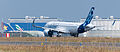 Airbus A320neo first takeoff at Toulouse Blagnac Airport 06.jpg