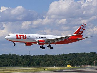 Air Berlin - After the merger with LTU in 2007 the new basic LTU scheme was adopted,...