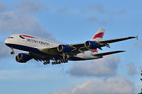 G-XLEB - A388 - British Airways Ltd (2012–15)