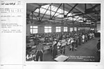Airplanes - Manufacturing Plants - Airplane manufacture. Dayton-Wright Airplane Co., Dayton, Ohio. Plant 3. General view of arrangment of benches - NARA - 17339948.jpg