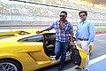 Ajay Devgn & Anil Kapoors 'Tezz' race at F1 Circuit (11).jpg