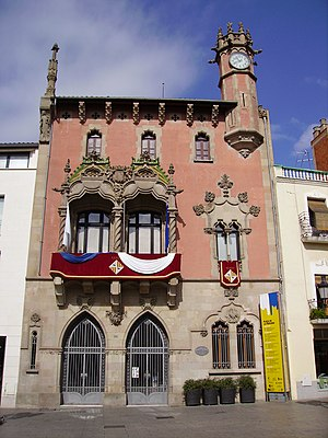 Granollers - Granollers Town Hall