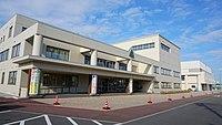 Akita Prefectural Akita Chuo High School 20190113.jpg