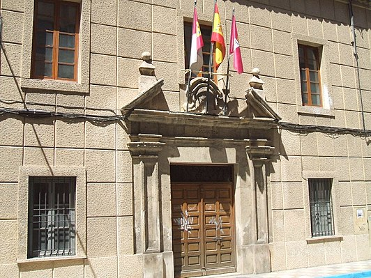 Church of la Asunción (Albacete)