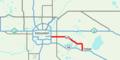 Alberta Highway 630 Map.png