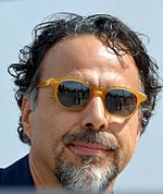 Alejandro González Iñárritu in 2017 at the Cannes Film Festival.
