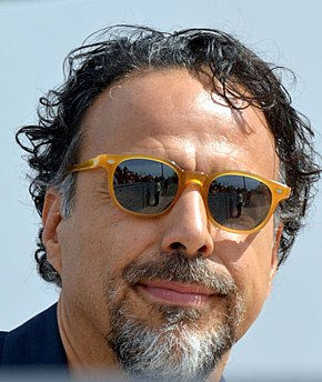 Alejandro G. Inarritu won this award two years in a row becoming the third director to achieve this, and the first since 1950, for directing Birdman (2014) and The Revenant (2015). Alejandro Inarritu Cannes 2017.jpg