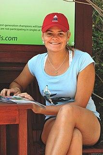 Aleksandra Wozniak Canadian tennis player