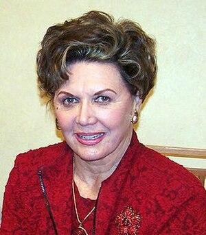 Alena Vrzáňová - Vrzáňová in 2009