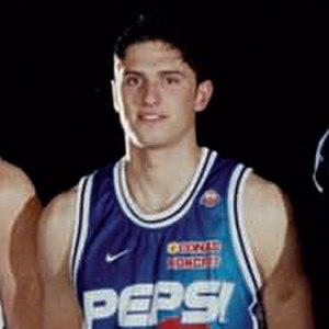Alex Righetti - Alex Righetti in 1997–98 season
