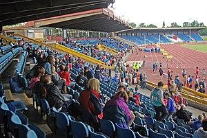 Alexander Stadium - Image: Alexander Stadium