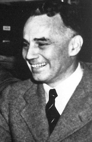 Alfred Lee Loomis - Alfred Loomis at Berkeley in 1940