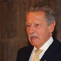 Alfred Neven DuMont - Empfang im Rathaus.JPG
