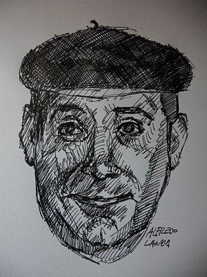 Landa, Alfredo (1933-2013)