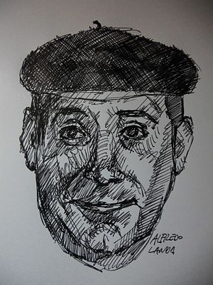 Alfredo Landa - Image: Alfredo Landa