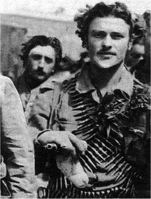 Robert Clark (businessman) - Italian partisans of the Second World War