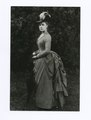 """Alice Austen (1866-1952) at age 22, posed at her home """"Clear Comfort"""" published by Friends of Alice Austen House (NYPL b15279351-105185).tiff"""