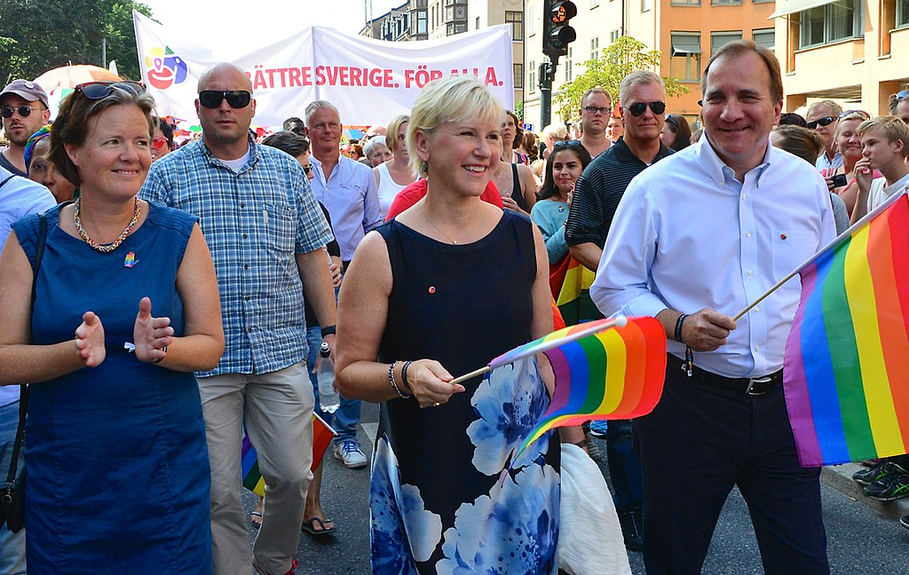 All You Need is Love - Stockholm Pride 2014 - 02