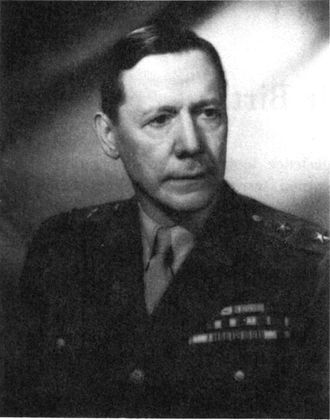 United States Army Provost Marshal General - Image: Allen Gullion