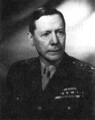 Allen W. Gullion - Major General Allen Wyant Gullion 19th Judge Advocate General of the United States Army