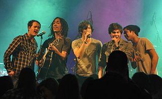 Allstar Weekend American band