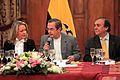 Almuerzo de despedida a María Emma Mejía, Secretaria General de UNASUR (7349435230).jpg